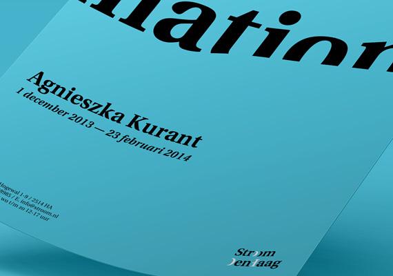 Stroom Den Haag Museum — Agnieszka Kurant