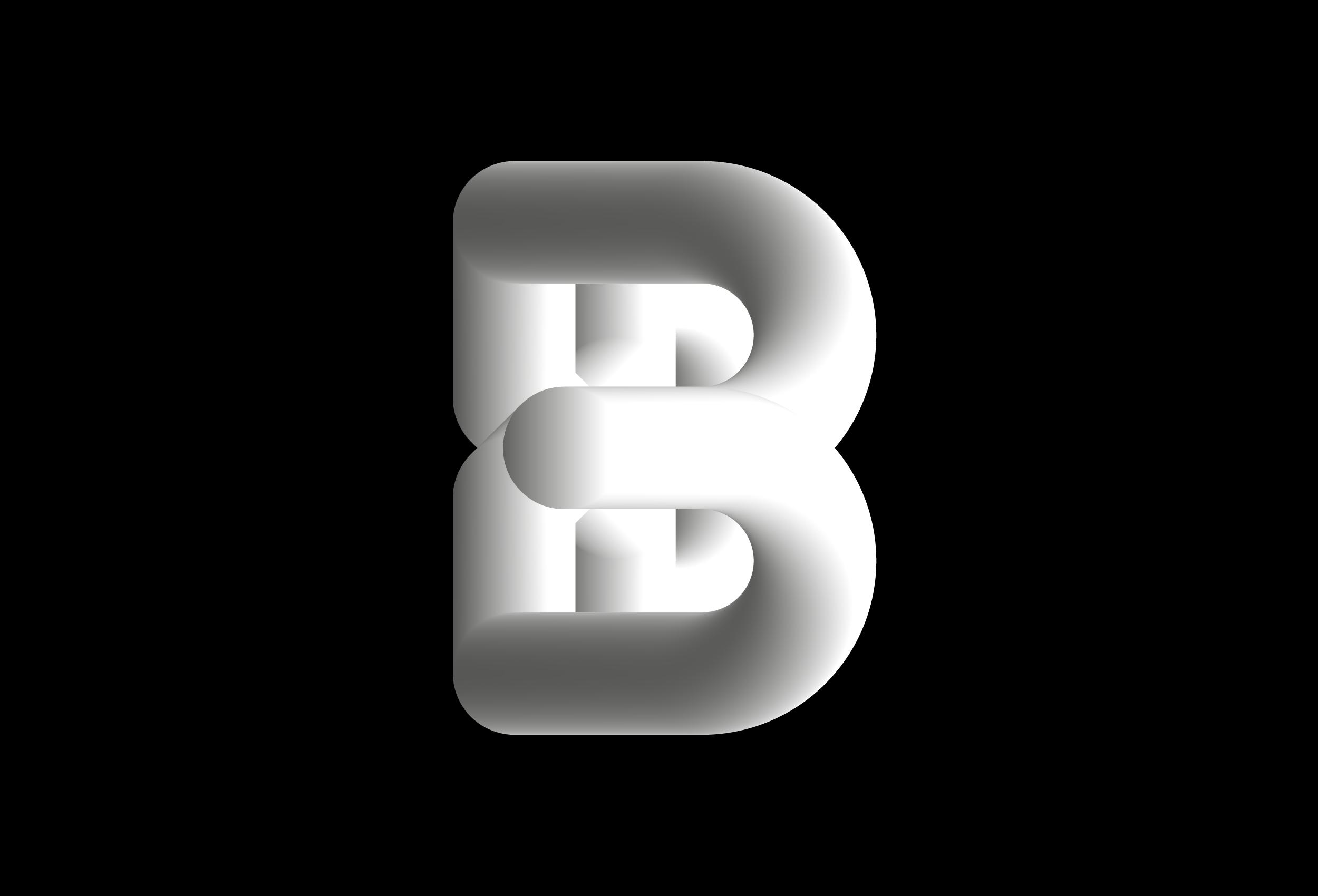 josselin tourette – typographie-line-b