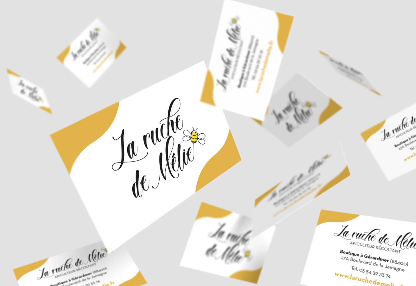 Josselin tourette – miel -ruche – melie – carte – visites