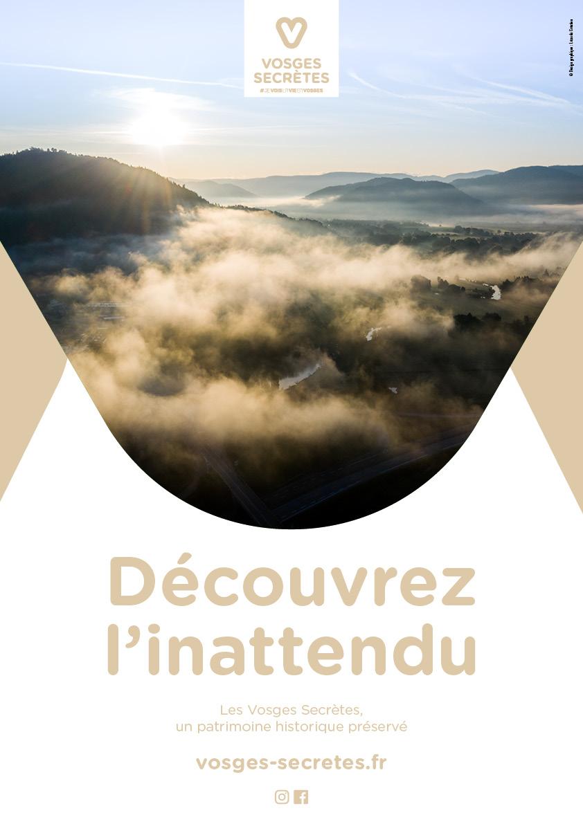 Josselin tourette – affiche – A3 – Vosges Secretes – v2