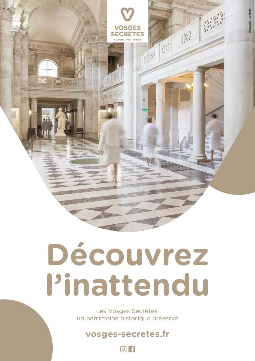 Josselin tourette – affiche – A3 – Vosges Secretes – v3