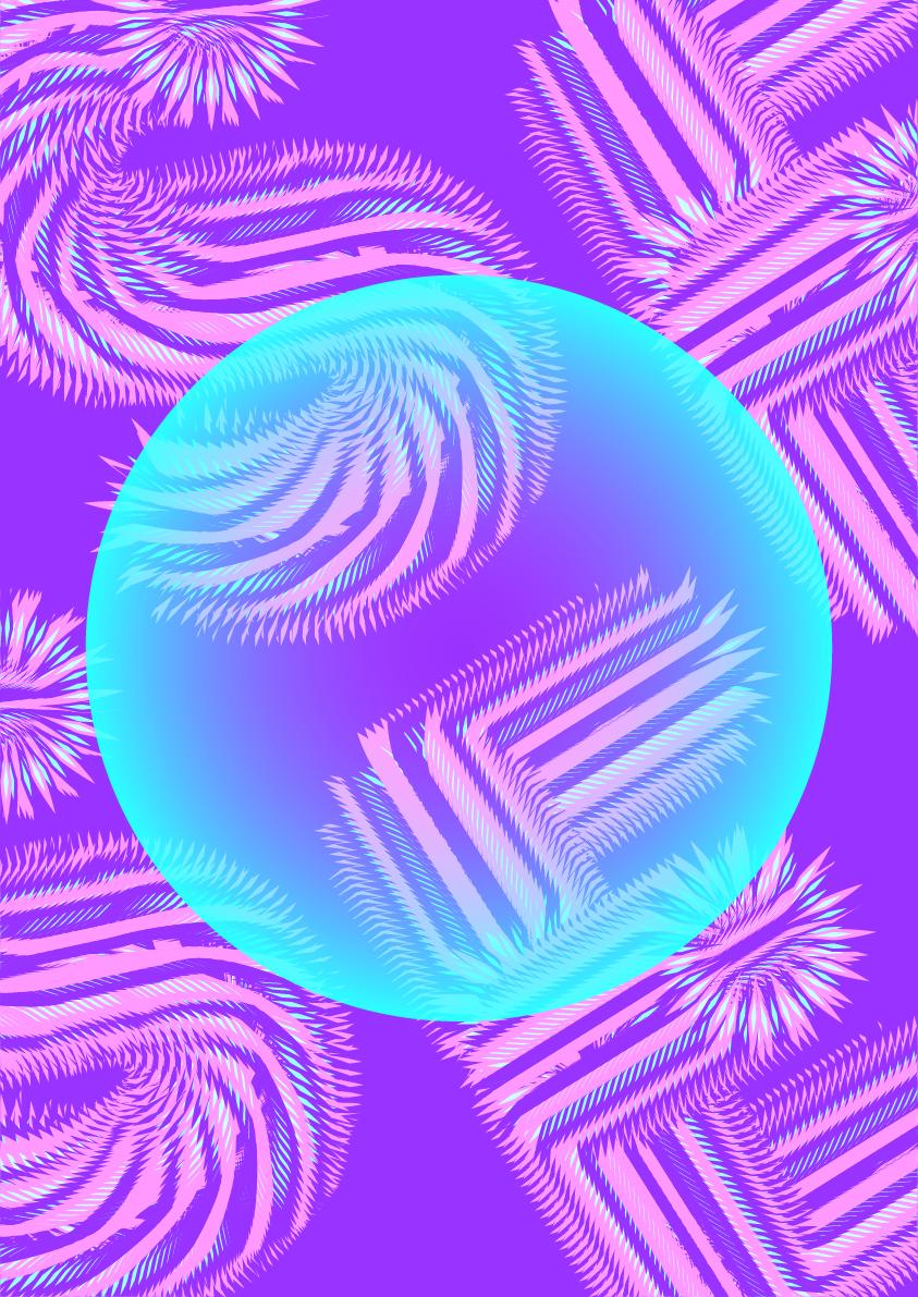 josselin Tourette – Experimentation – affiche – 11