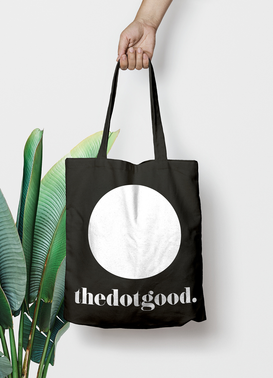 josselin tourette – thedotgood – Tote bag 1